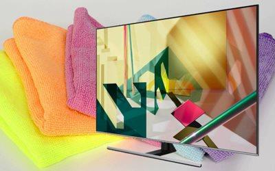Как правильно ухаживать за экраном телевизора