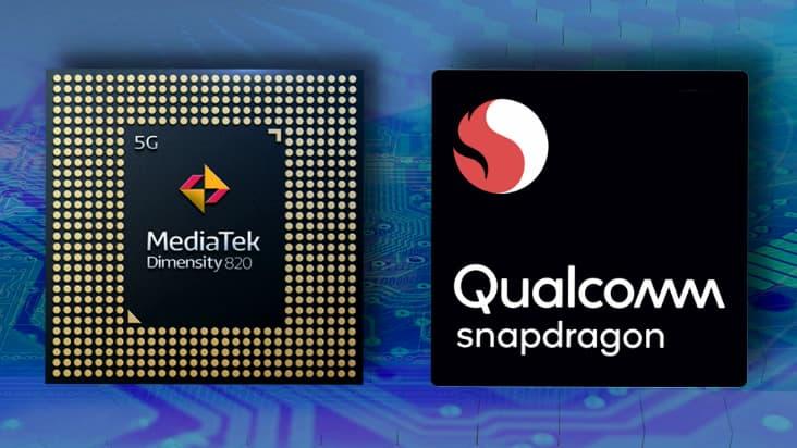 MediaTek опережает Qualcomm