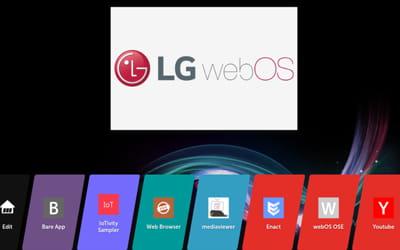 WebOS от LG появится на телевизорах других производителей